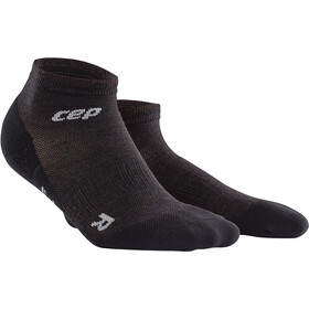 cep Dynamic+ Outdoor Lichte Merino Lage Sokken Dames, zwart/bruin